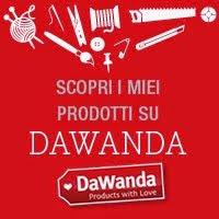 Vieni a trovarmi anche su DaWanda