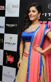 Isha Talwar in Looks Beuatful in New Style Ghagra Choli Spicy Stills HQ Pics