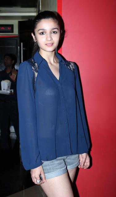 Alia Bhatt at Murder 3 Movie Special Screening Murder-3-Movie-Special-Screening-23