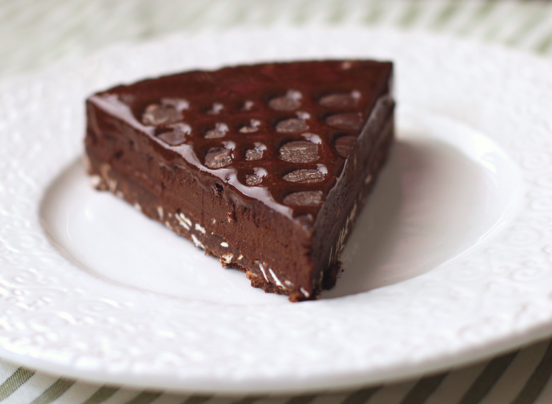 healthy chocolate truffle tart desserts with benefits