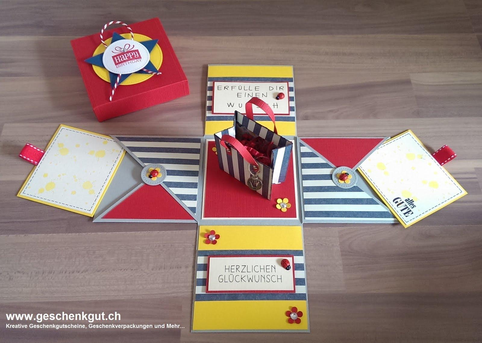 Geschenkgut shop geschenkverpackungen - Geschenk zum 60 mutter ...
