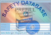 CARA MUDAH MENYELAMATKAN DATA DAN AMANKAN DATABASE APLIKASI DAPODIKDAS 2013/2014 DENGAN COPY PREFILL (PREFILLED)