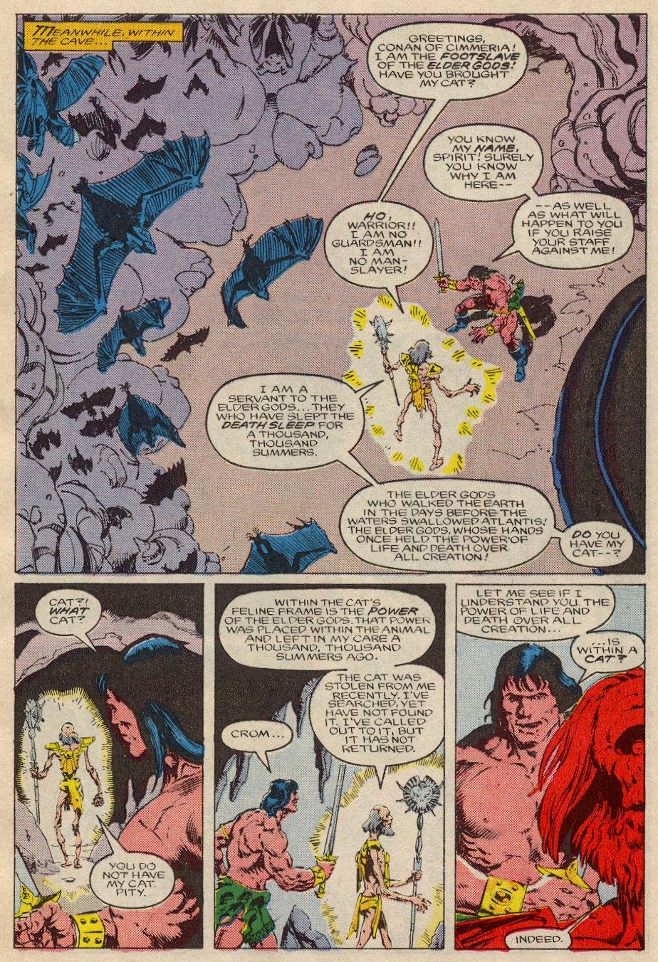 Conan the Barbarian (1970) Issue #194 #206 - English 13