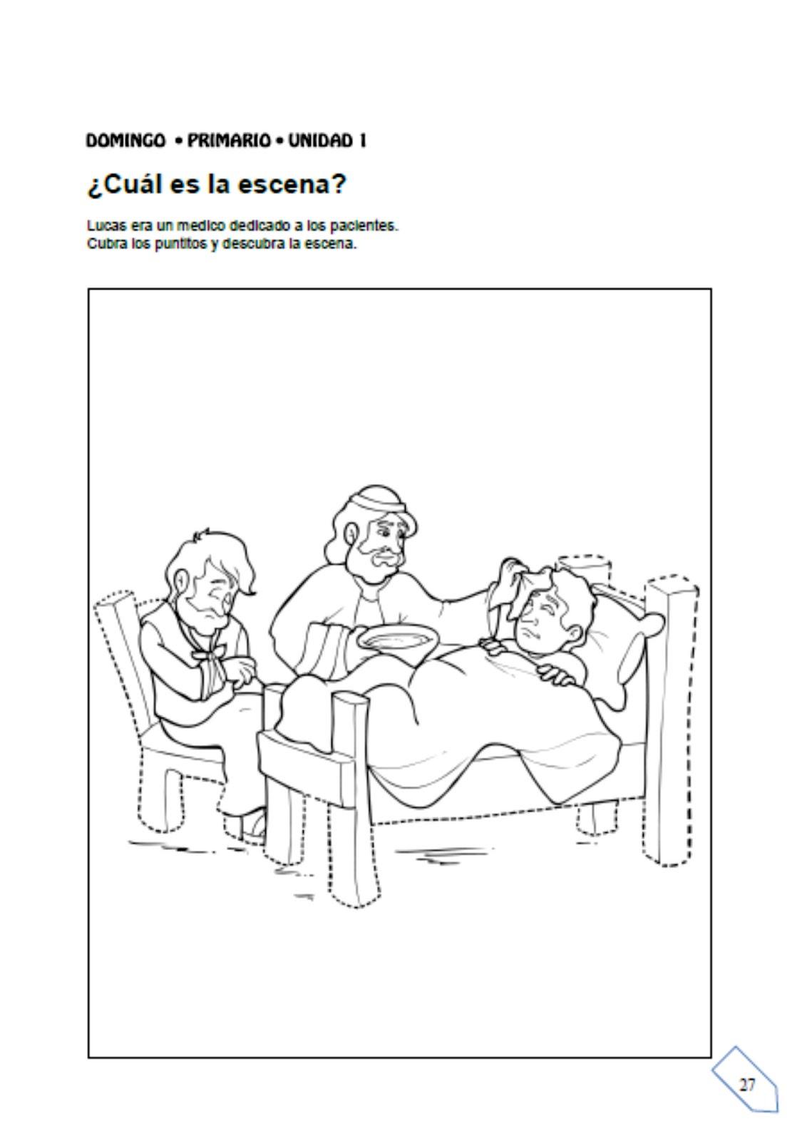 Historia: El medico Lucas ~ EBI Mexico