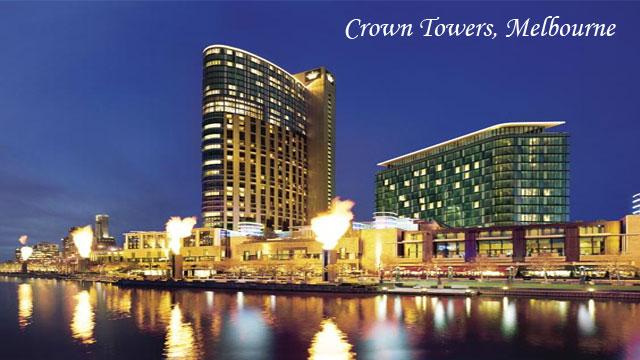 Crown casino melbourne car park prices