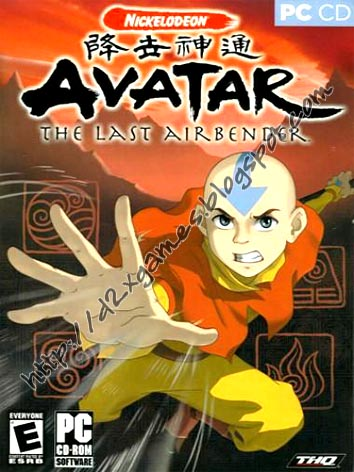 Free Download Games - Avatar The Last Air Bender