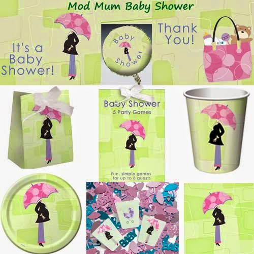 Mums Baby Shower: PartyandCo