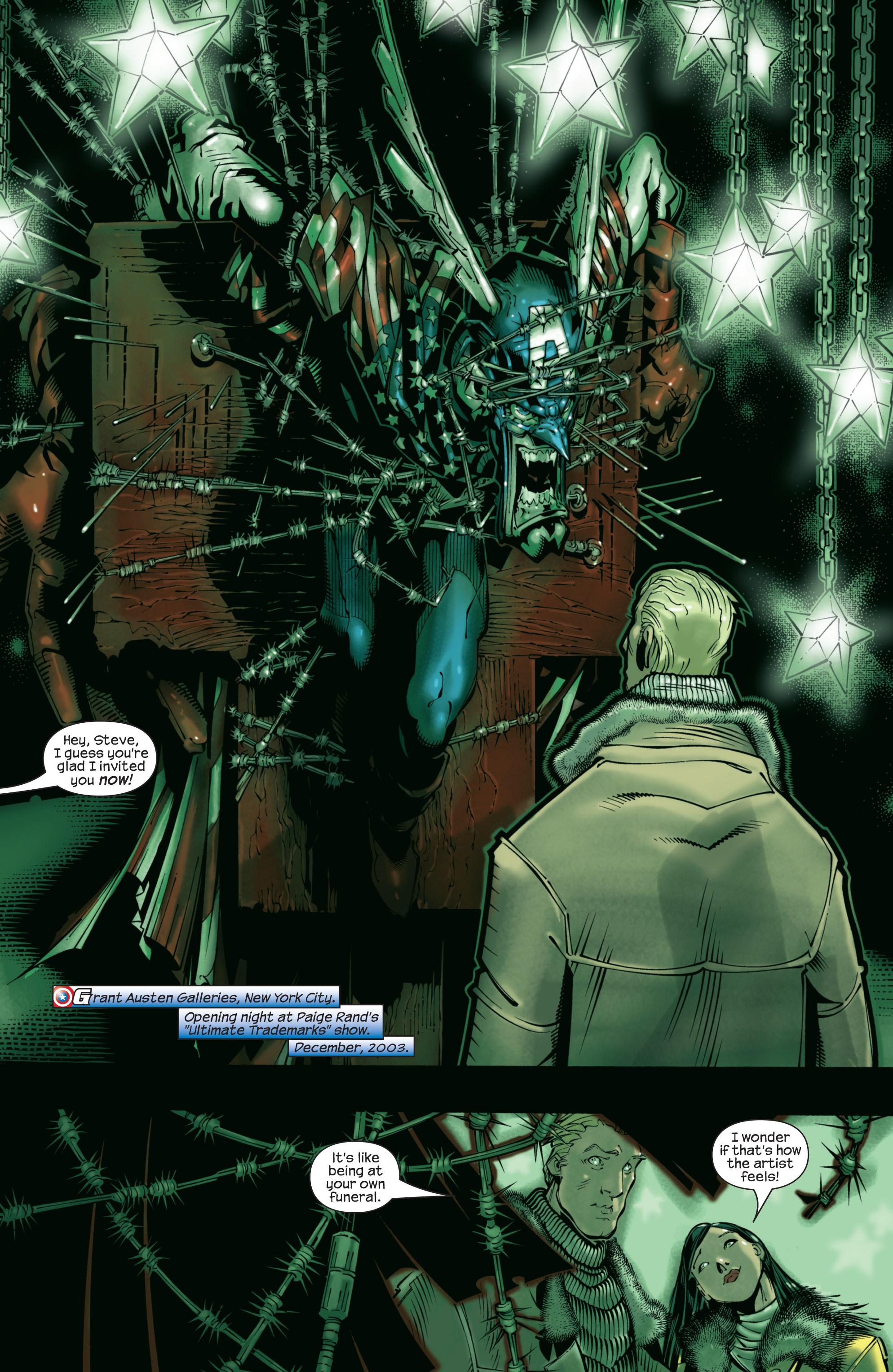 Captain America (2002) Issue #22 #23 - English 4