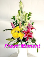Fresh Moment Arrangement