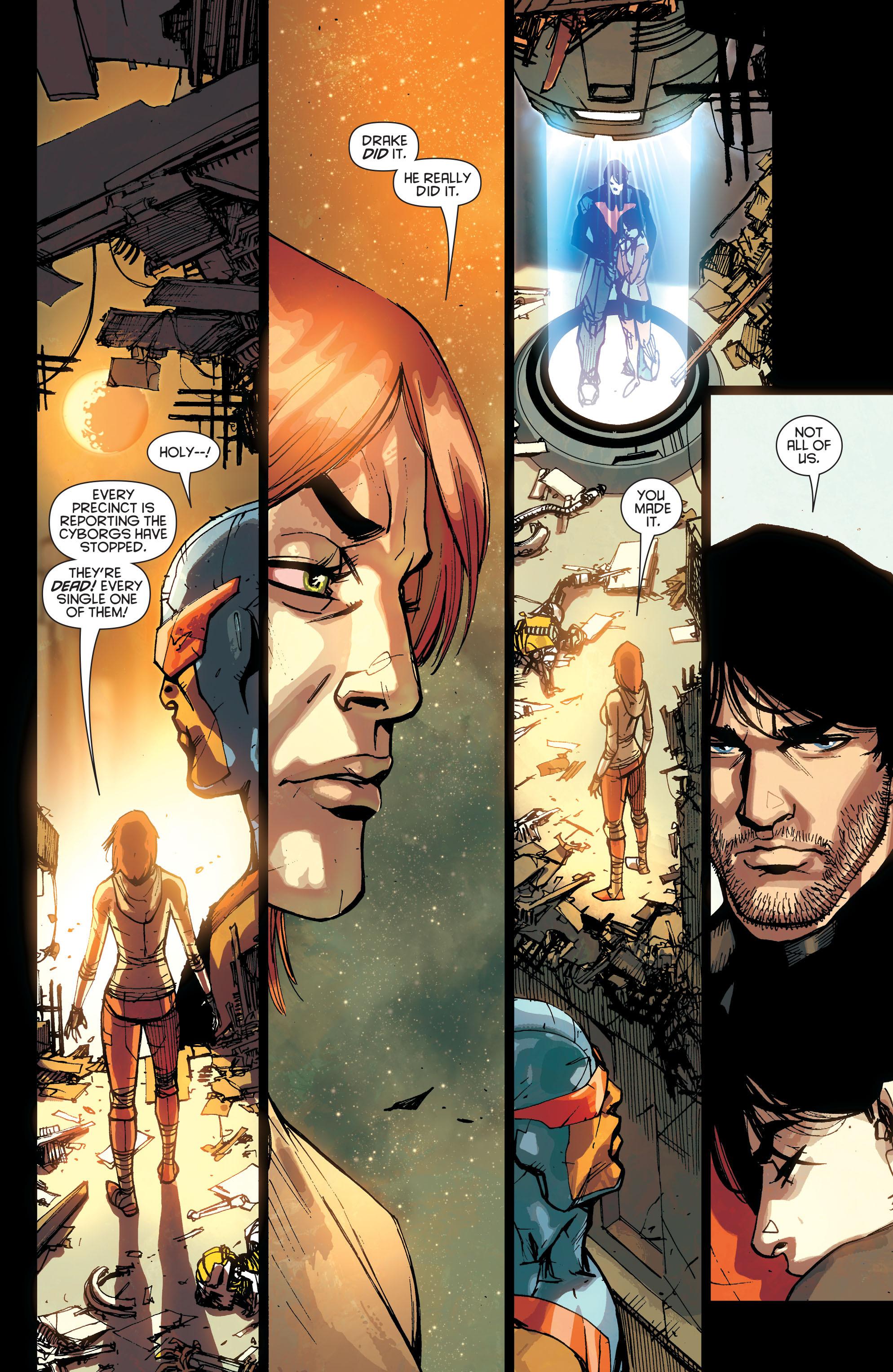 Batman Beyond (2015) Issue #6 #6 - English 21