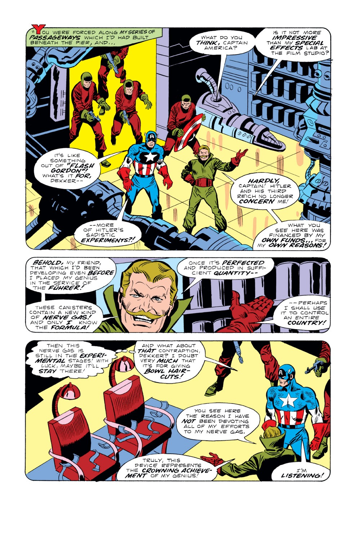 Captain America (1968) Issue #220 #134 - English 8