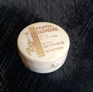 Bourjois Pastel Lumiere 090 Blanc Diaphane ombretto
