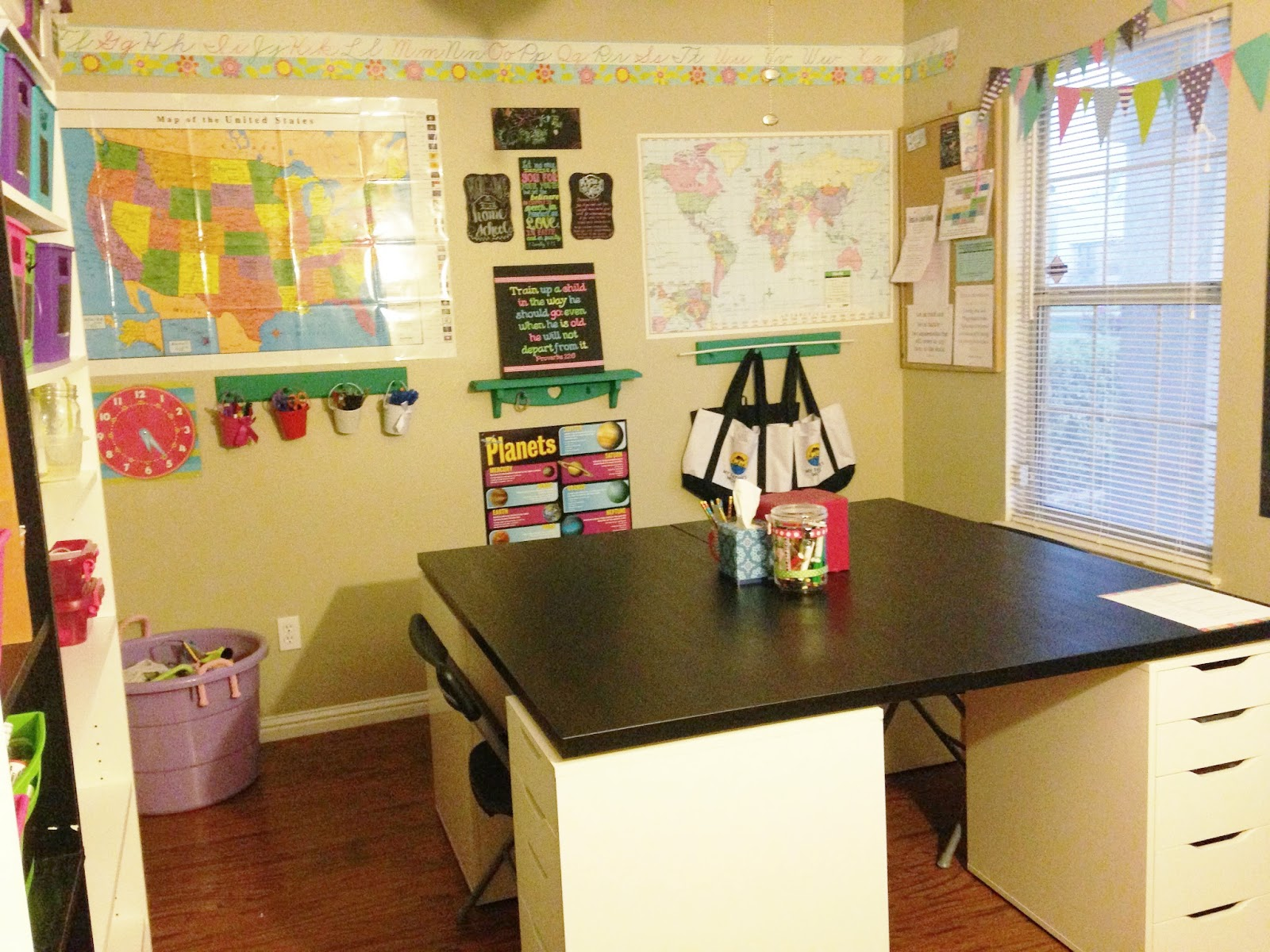 Perfect If Youu0027ve Read The Many Other Blogs From Other Homeschoolers Who Use The  Same Or Similar Setup, Then You Already Know That There Will Be Some Kinks  That ...