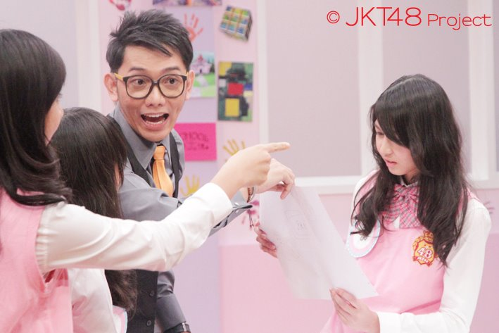 Foto official JKT48 School episode 8