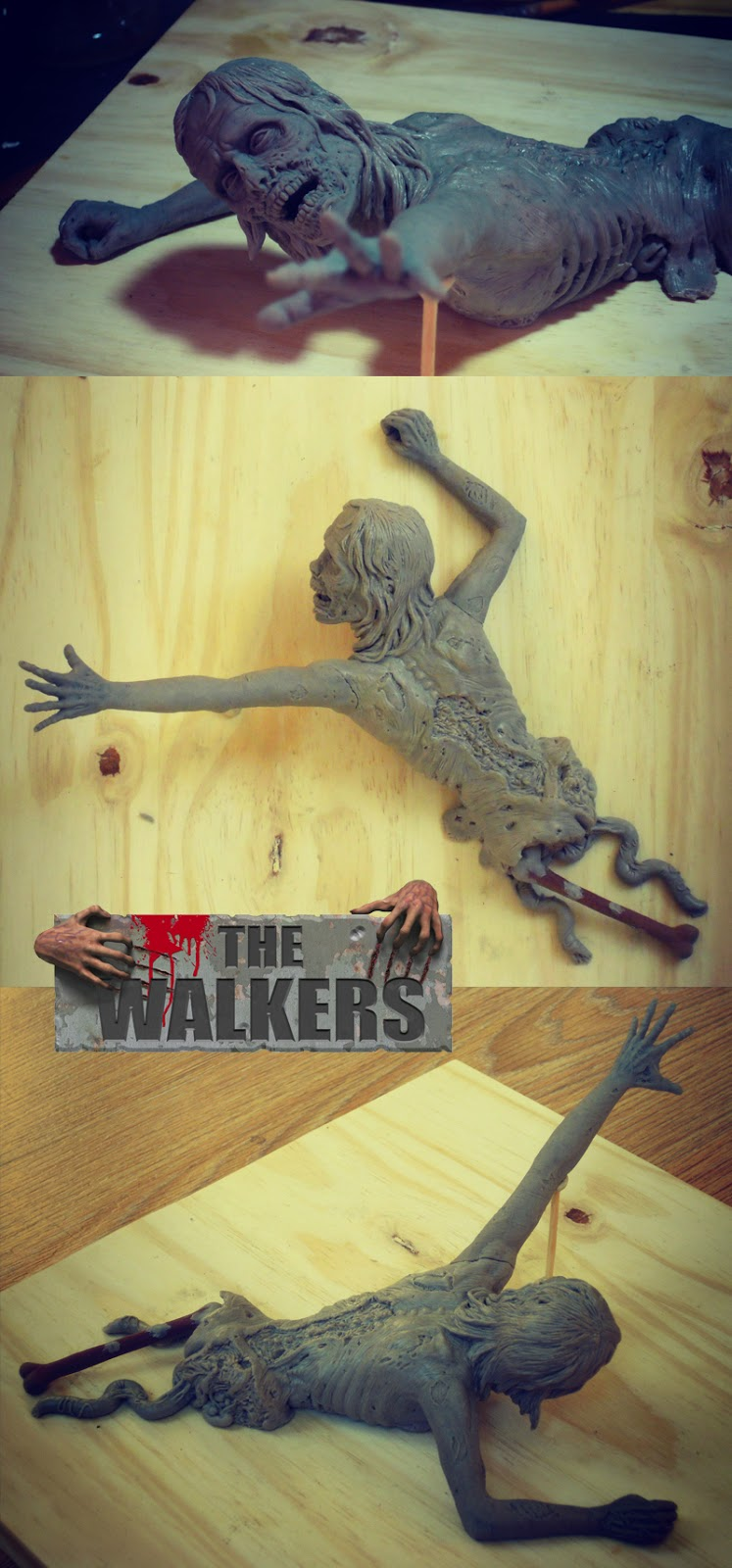 The walkers - Projet 1 Girl11