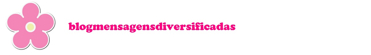 blog mensagens diversificadas