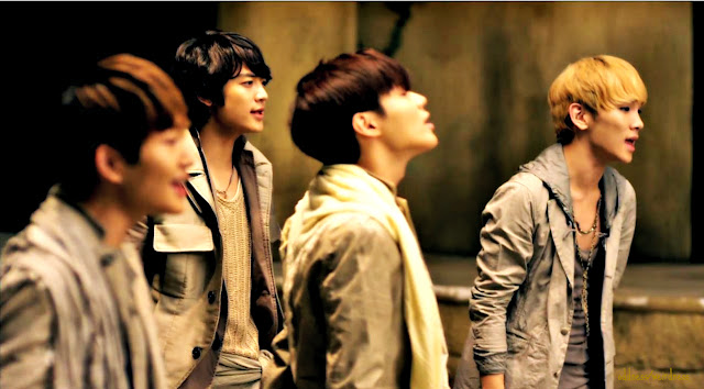 Video of the Day: SHINee's Fire pv (full)