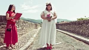 woman married a bridge in france