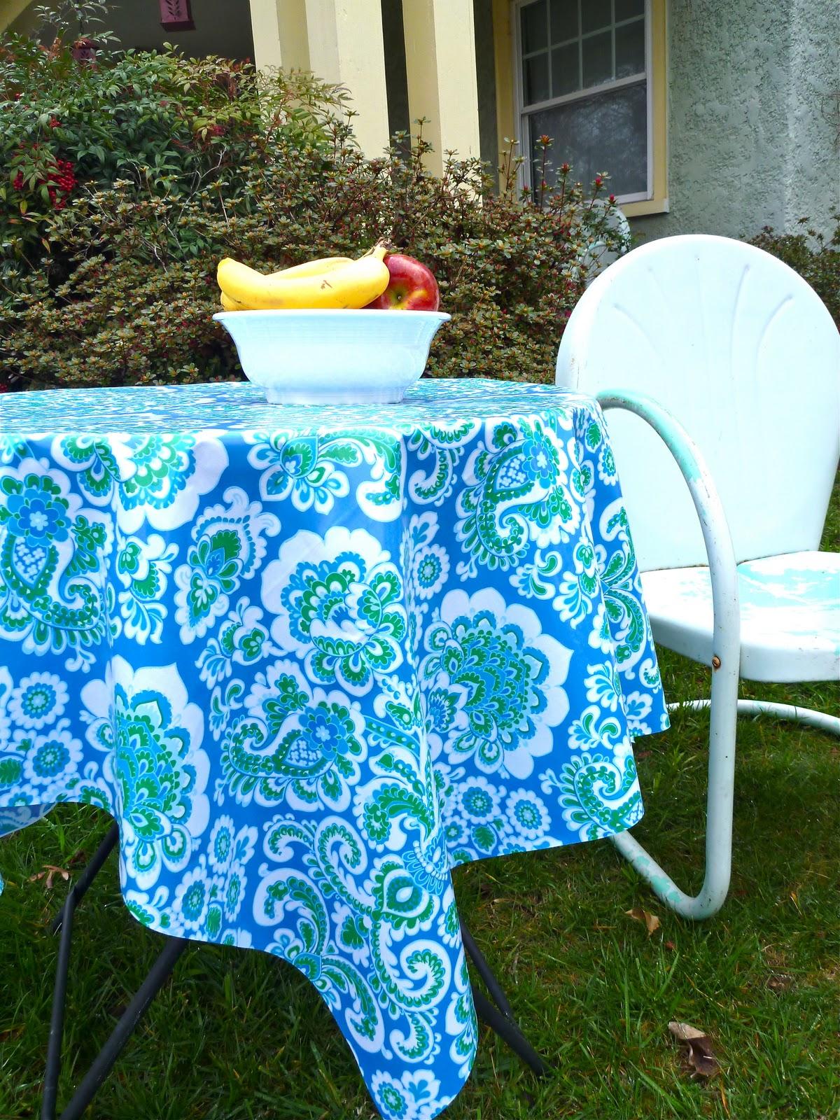 Q U0026 A: Laminated Cotton As Table Cloth
