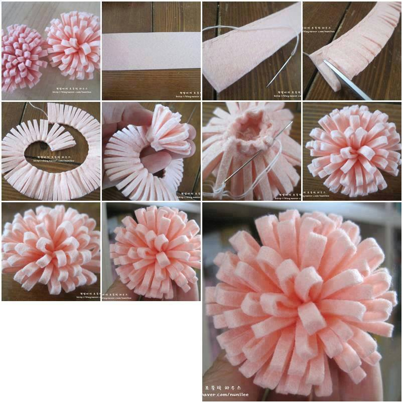 Handmade World DIY Paper Flowers