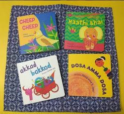 BABY BOARD BOOKS!