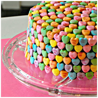Sweethearts Cake Tutorial
