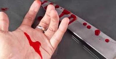 mencegah terluka, teriris atau tersayat pisau dapur