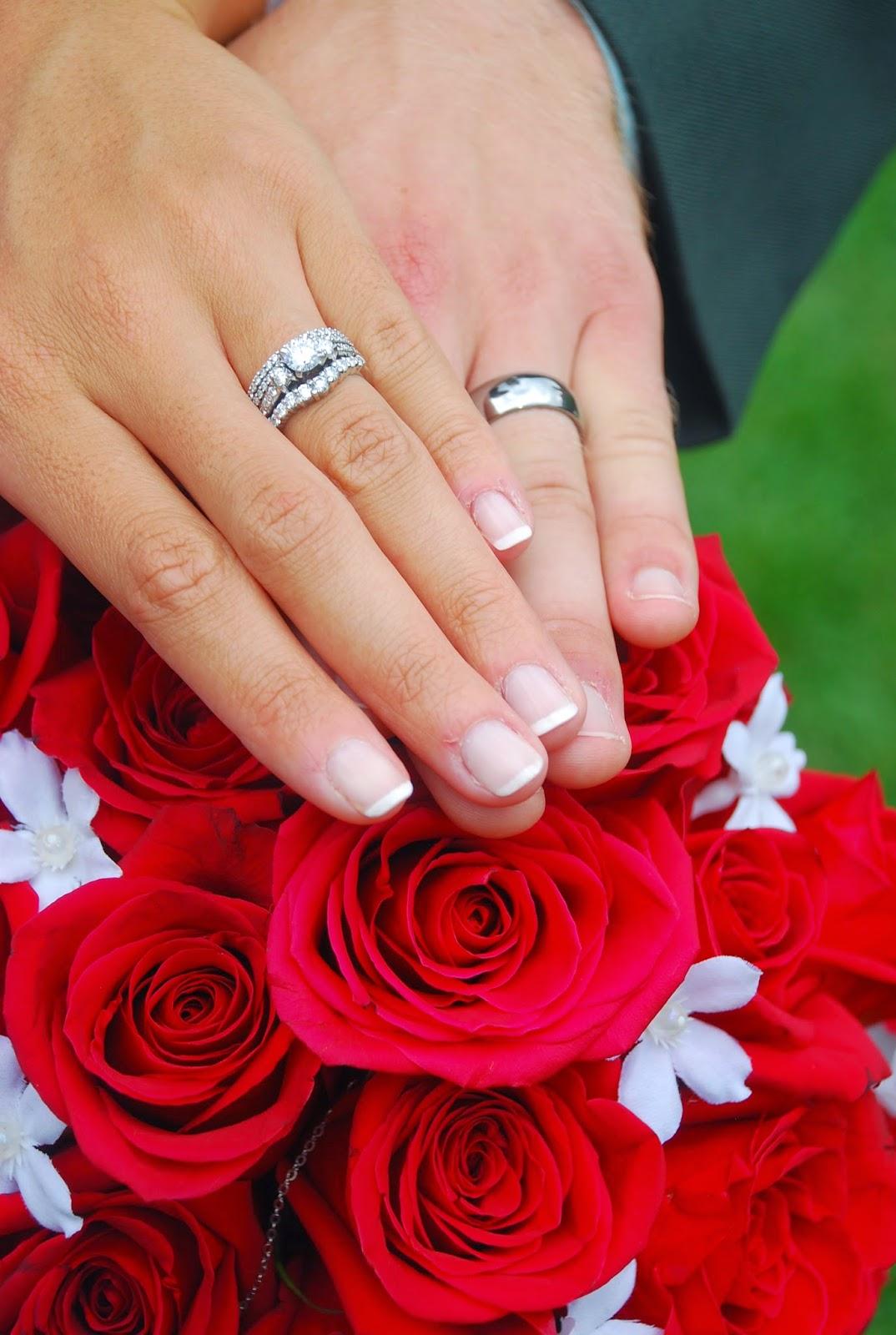 [Amanda MacLean]: Rings and Roses - Indianapolis Wedding
