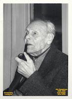 Oud-strijder en grootoorlogsinvalide Dirk Speelmans 1898-1999