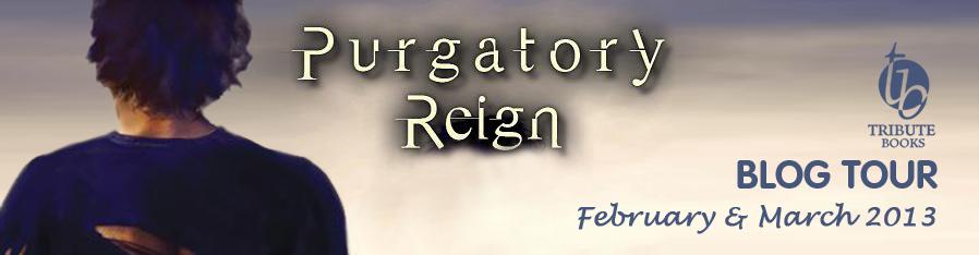Purgatory Reign Blog Tour