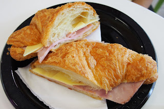Daily Bread Ham and Cheese Croissant - The Chopping Board