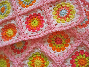 Flower Square Tutorial II