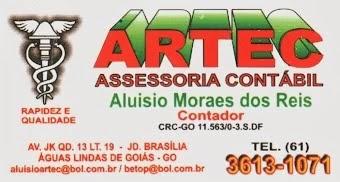...:::   ARTEC  ASSESSORIA CONTÁBIL :::...