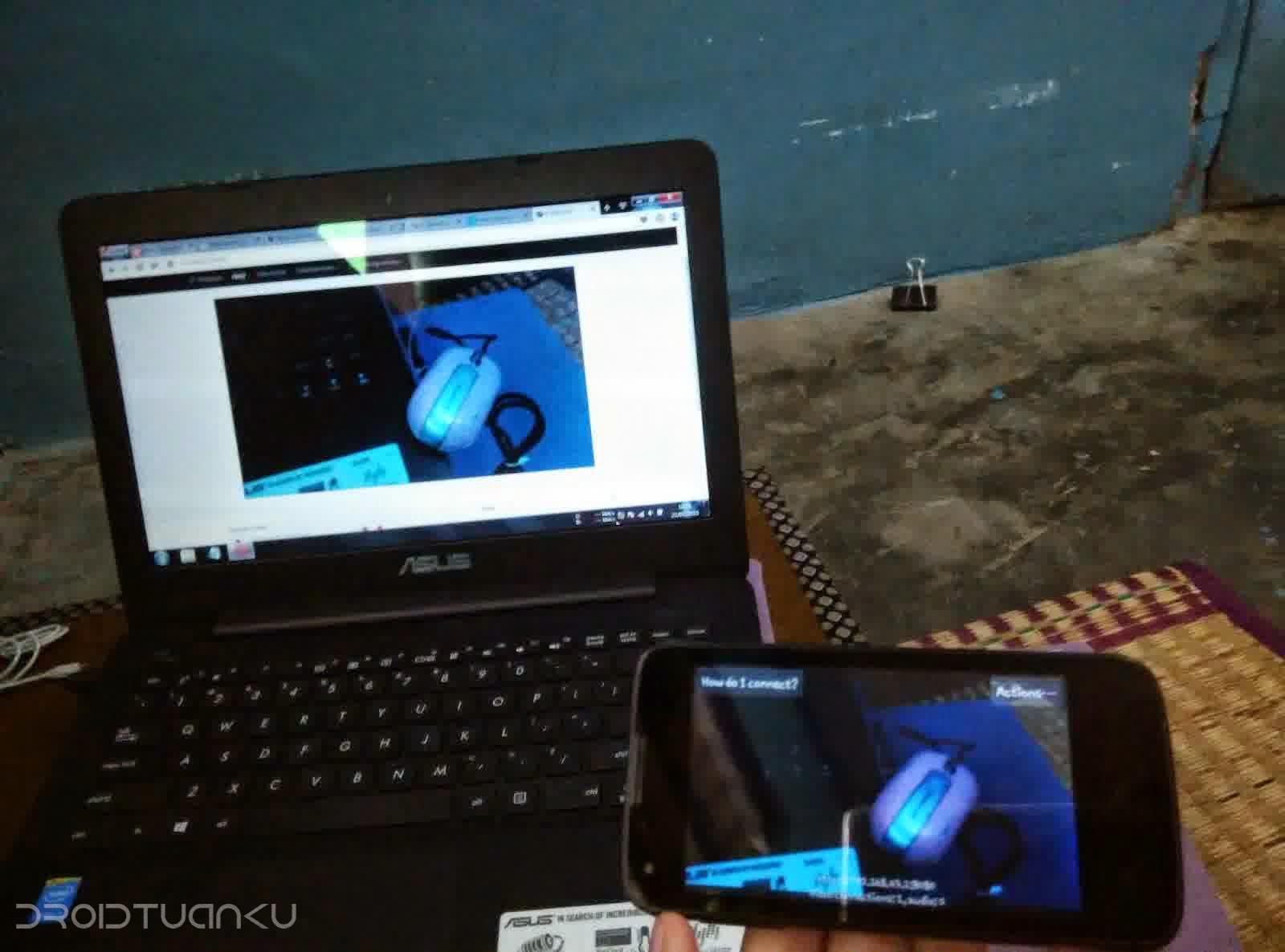 Cara Mudah Membuat Hp Android Sebagai CCTV