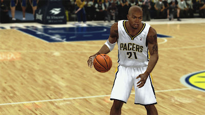 NBA 2K13 David West Indiana Pacers Finals