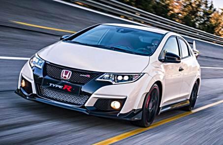 2017 Honda Civic Type R Review Design