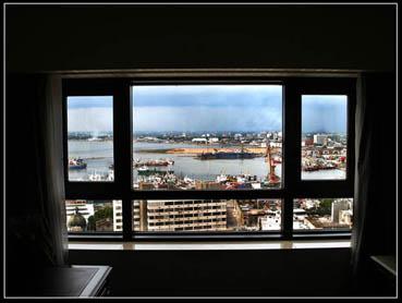 Puerto de Montevideo Uruguay 2011