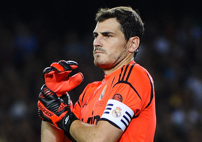 Iker Casillas (España)