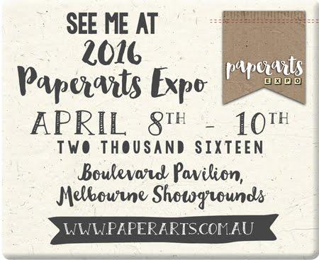 PaperArts | Melbourne 2016