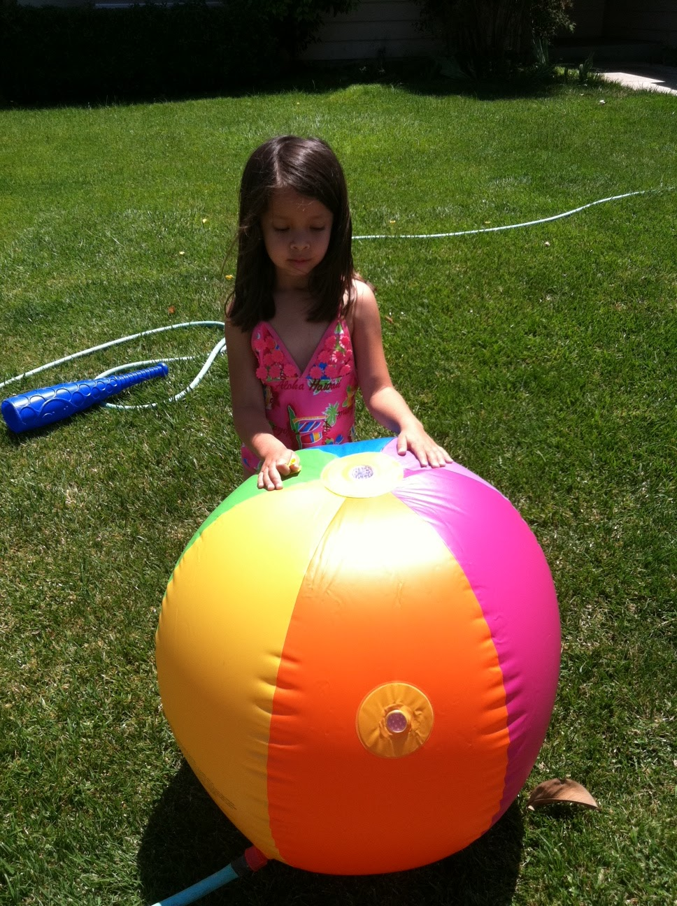Ultimate Beach Ball Sprinkler Archives  Jen Is On A   -> Little Tikes Kuchnia Ultimate
