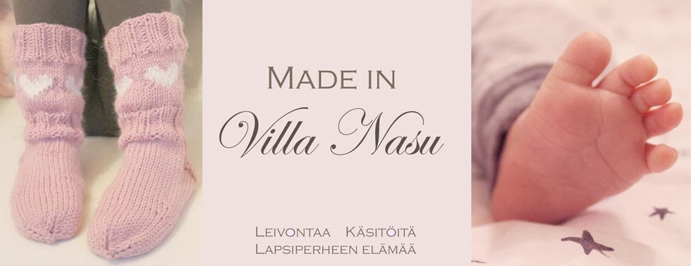 Made in Villa Nasu