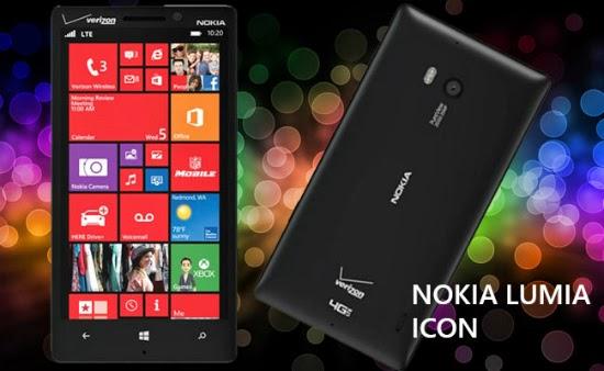 фото Nokia Lumia Icon