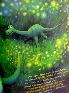 the good dinosaur golden book