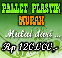 Palet Plastik Murah