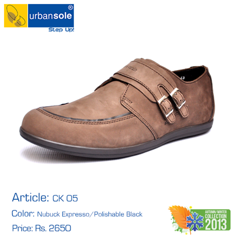 Urbansole Shoe Collection 2013 for men