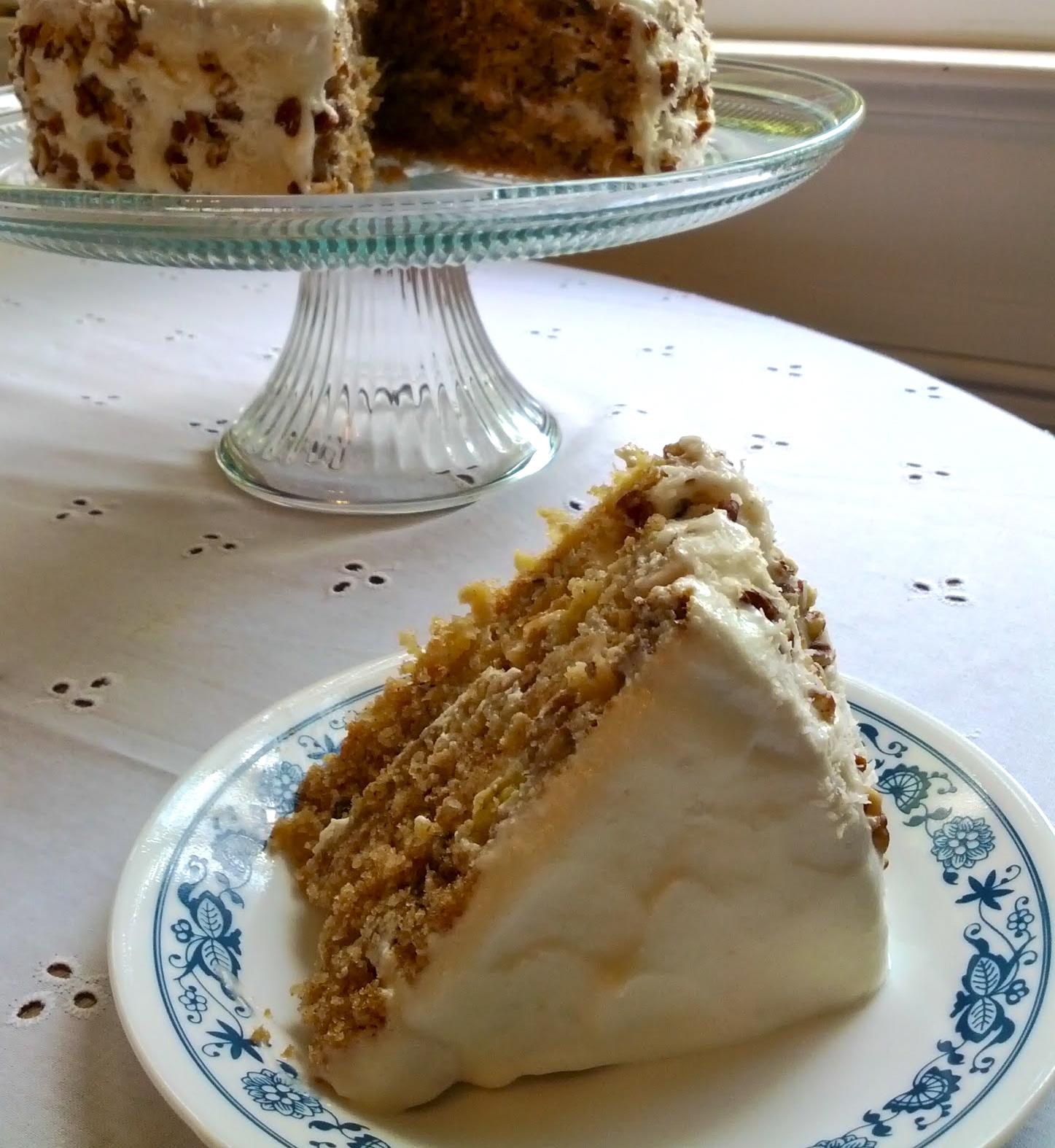 Gluten Free Hummingbird Cake Almond Flour