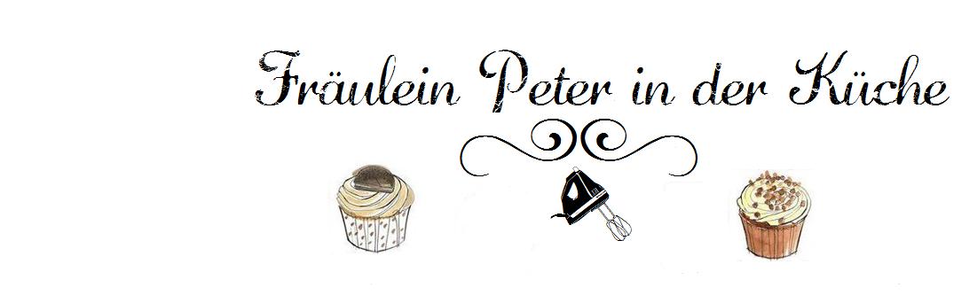 Fräulein Peter in der Küche