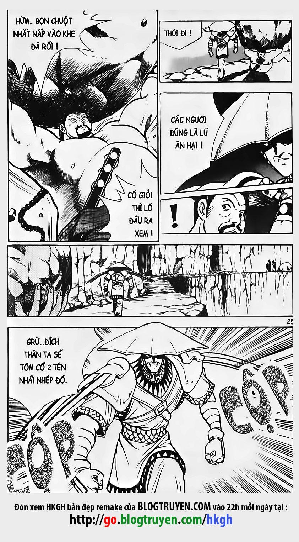 Hiệp Khách Giang Hồ chap 8 page 22 - IZTruyenTranh.com