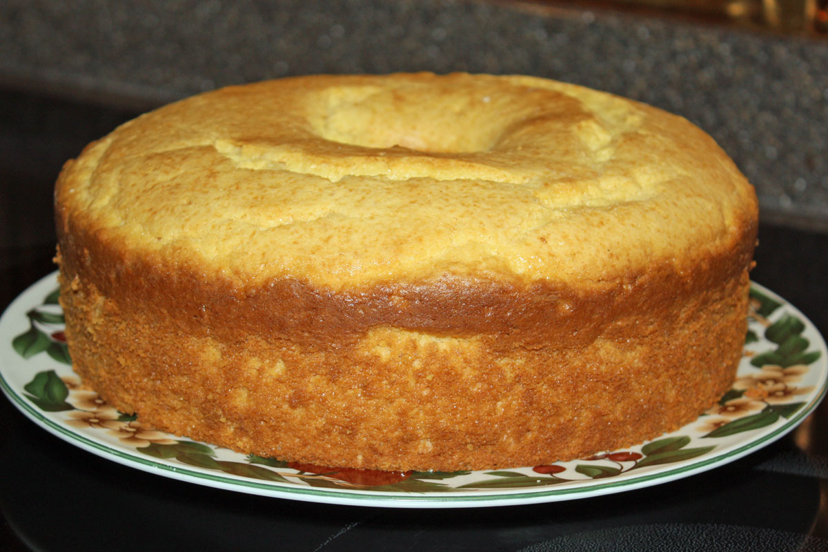 Pound Cake Recipe — Dishmaps