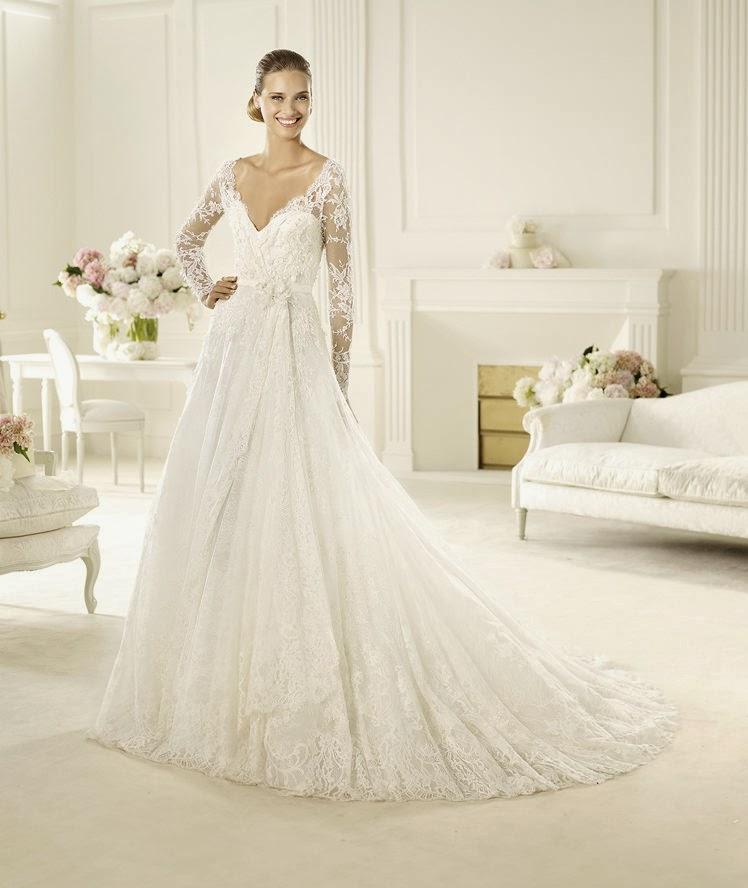 Elie Saab – Wedding Gowns 2014   Self Improvement